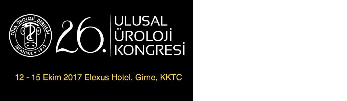 26. Ulusal Üroloji Kongresi