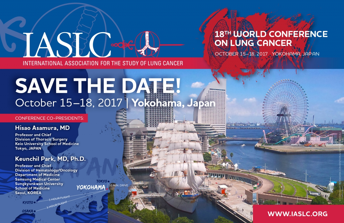 The IASLC World Conference on Lung Cancer (WCLC)