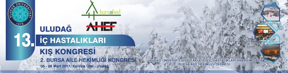 13. Uludağ İç Hastalıkları Kış Kongresi