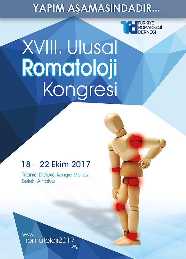 18. Ulusal Romatoloji Kongresi