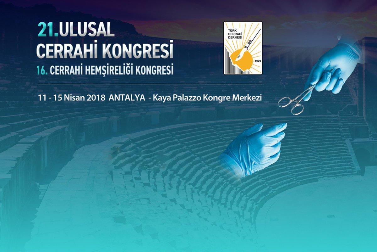 21. Ulusal Cerrahi Kongresi