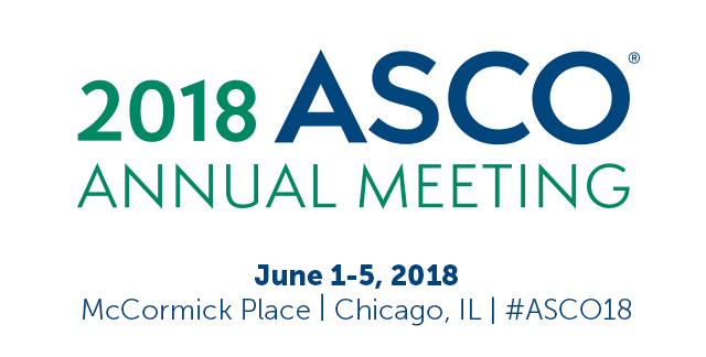 American Society of Clinical Oncology 2018 - ASCO 2018