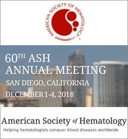 American Society of Hematology 2018