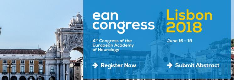European Academy of Neurology Congress 2018