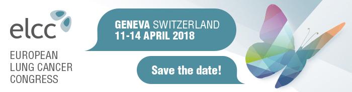 The European Lung Cancer Congress - ELCC 2018