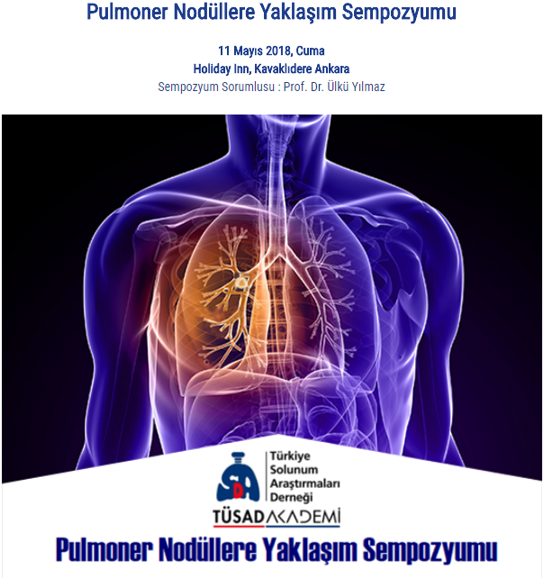 Pulmoner Nodüllere Yaklaşım Sempozyumu