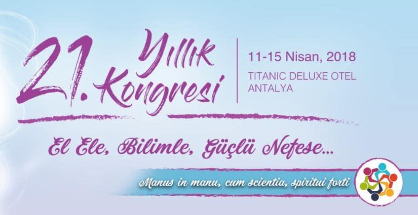 Türk Toraks Derneği 21. Yıllık Kongresi