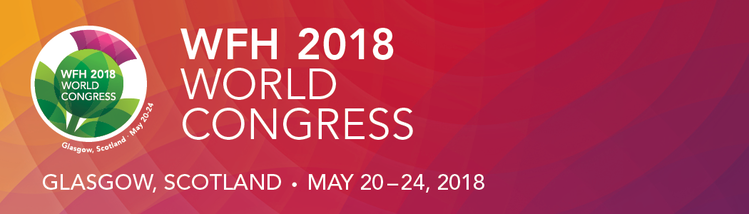 World Federation of Hemophilia 2018