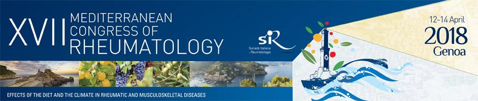 XVII Mediterranean Congress of Rheumatology