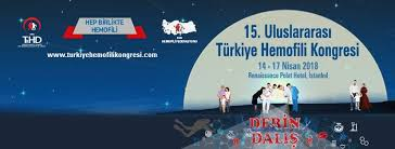 15. Uluslararası Hemofili Kongresi