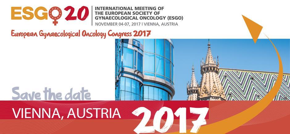 ESGO 2017 Congress