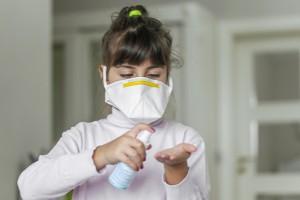 Çocuklarda COVID-19 Enfeksiyonu